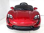 Детский электромобиль Porsche Taycan Red. Рассрочка. Kaspi RED., фото 2