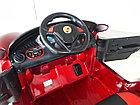 Детский электромобиль Porsche Taycan Red. Рассрочка. Kaspi RED., фото 9