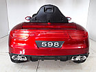 Детский электромобиль Porsche Taycan Red. Рассрочка. Kaspi RED., фото 7