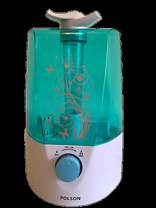 Ультразвуковой увлажнитель воздуха POLSON 3.2 л, фото 2