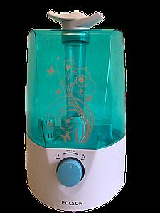 Ультразвуковой увлажнитель воздуха POLSON 3.2 л