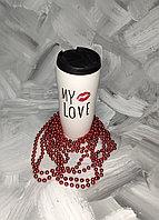 Кружка керамическая My love