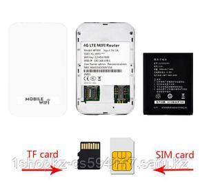 Портативный карманный Wi Fi роутер для дома и автомобиля 4G/LTE, фото 2