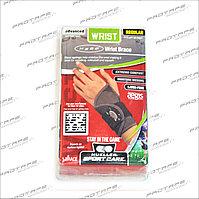 Бандаж на кисть Mueller Hg80 Wrist Brace REG, 74618, черный цвет