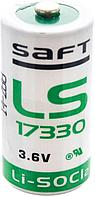Литиевая  батарейка 3.6 вольт Saft LS 17330