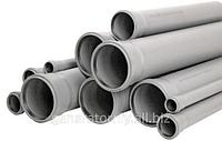 Трубы канализационные ПВХ. Размер - 100. Толщина - 3,2 DENIZ (2х метровые)