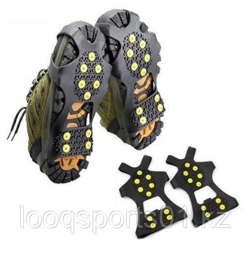 Ледоступы, ледоходы, антилёд кошки (шипы) для обуви