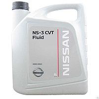 Масло трансмиссионное Nissan CVT Fluid NS 3, 5 л