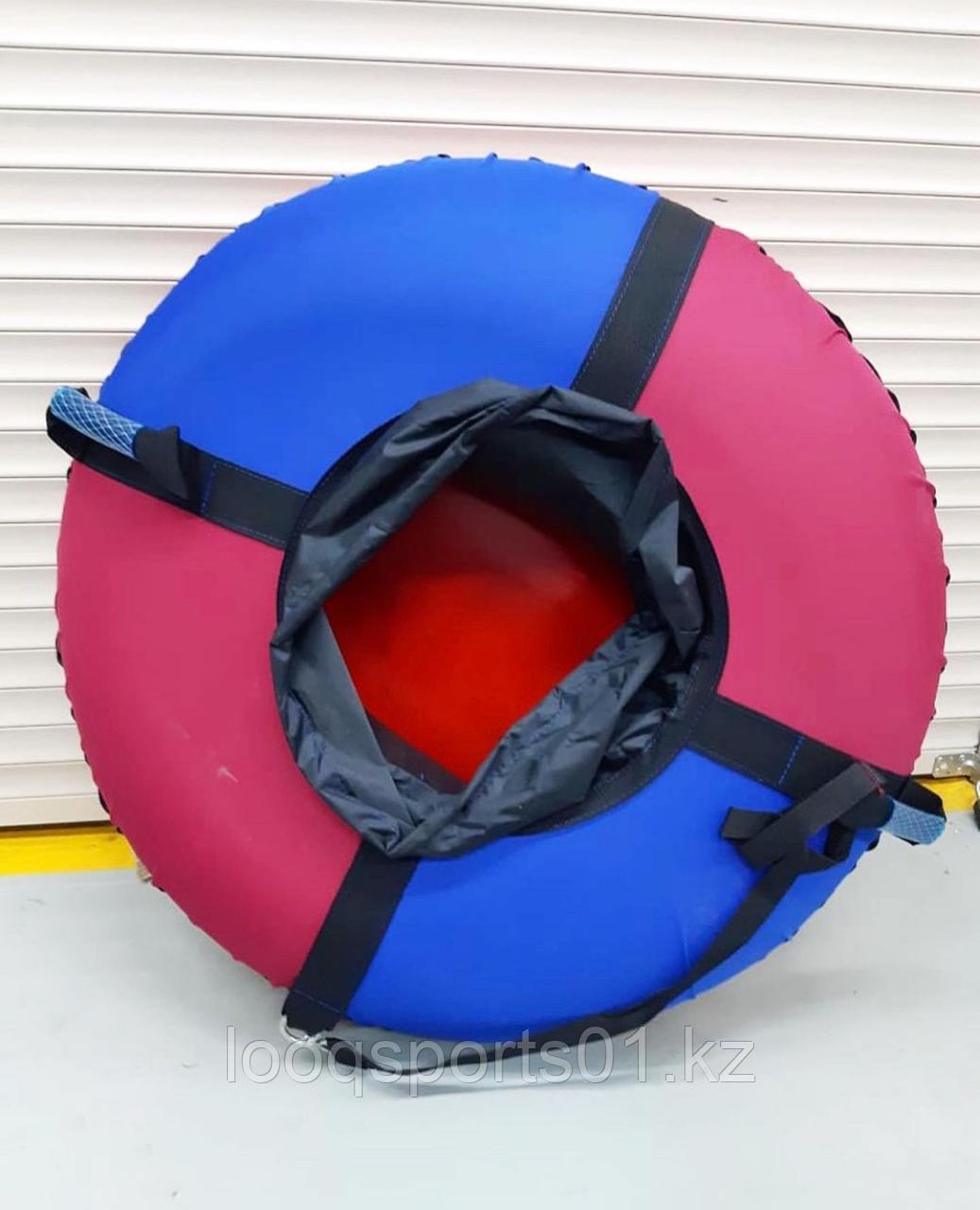 Тюбинг (круг) ватрушка надувной для катания 90 см
