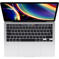 Apple MacBook Pro 13-inch 2.0GHz  Intel Core i5, Turbo Boost 3.8GHz, 16GB memory, 512SSD, Silver