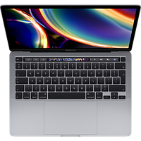 Apple MacBook Pro 13-inch 2.3GHz  Intel Core i7, Turbo Boost 4.1GHz, 16GB memory, 512 GB SSD, Space Gray