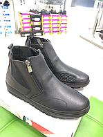 Демисезонная ортопедическая обувь.