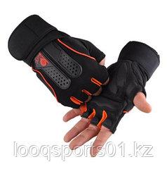 Спортивные фитнес перчатки