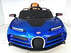 Красивый электромобиль на гелевых колесах Bugatti., фото 5