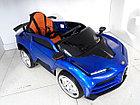 Красивый электромобиль на гелевых колесах Bugatti., фото 2