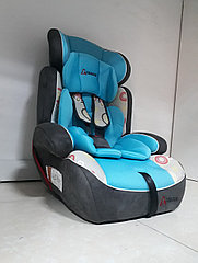 Детское каркасное автокресло 9-36 кг. С 9 месяцев до 12 лет. Kaspi RED. Рассрочка.