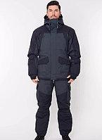 Костюм зимний для охоты и рыбалки Triton GORKA -40°C черный, размер 48-50