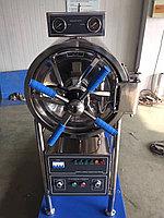 Горизонтальный цилиндрический паровой автоклав 400 литров