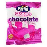 Сердечки в шоколадной глазуре (в клубничном шоколаде)Суфле 80 гр.