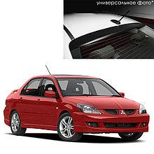 Козырек на заднее стекло для Mitsubishi Lancer 9 (2003-2007)