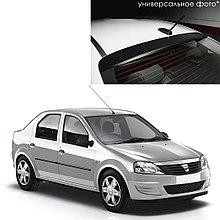 Козырек на заднее стекло для Renault Logan I (2004-2012)