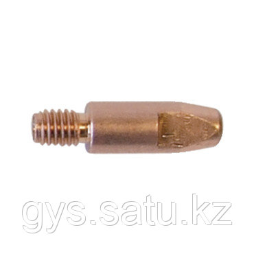 Упаковка из 10 контактных трубок для горелки 350, 380 и 450 A, Ø 1,2