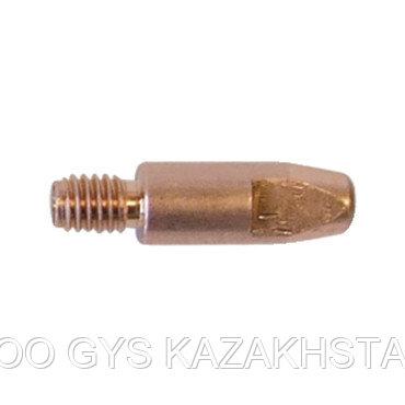 Упаковка из 10 контактных трубок для горелки 350, 380 и 450 A, Ø 1,6