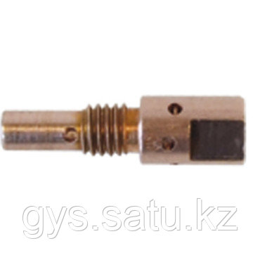 5 держателей контактной трубки M6 горелки MIG 250A с воздушным охлаждением (MB25)