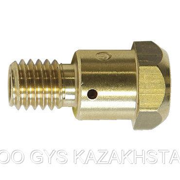 5 держателей контактной трубки M8 горелки MIG 450 A с воздушным охлаждением (MB45)