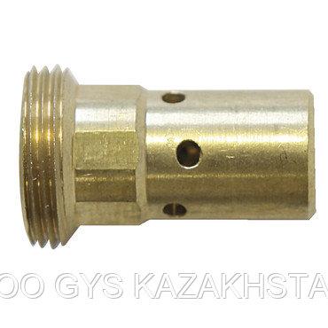 5 держателей контактной трубки M8 горелки MIG 500 A с жидкостным охлаждением (MB501)