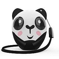 Беспроводная колонка HIPER ZOO Vicky, Panda, белый, черный, , 36744