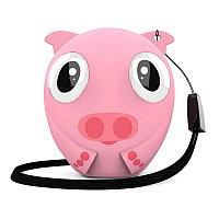 Беспроводная колонка HIPER ZOO Lily, Pig, розовый, , 36745