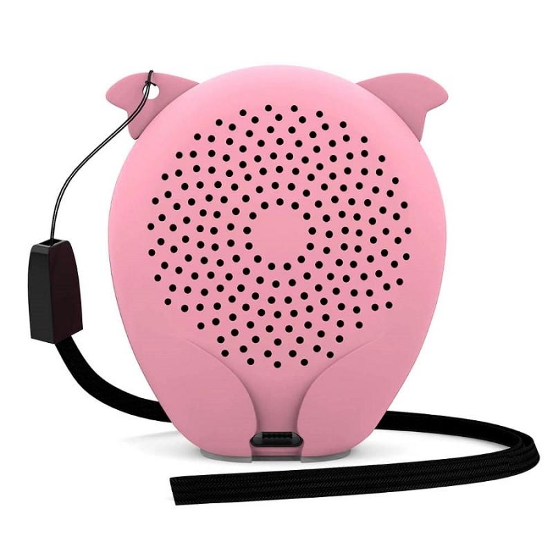 Беспроводная колонка HIPER ZOO Lily, Pig, розовый, , 36745 - фото 2