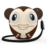 Беспроводная колонка Hiper ZOO Katy, Monkey, коричневый, , 36747