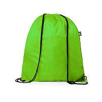 Рюкзак LAMBUR из rPET/рециклированного полиэстера, Зеленый, -, 346430 15