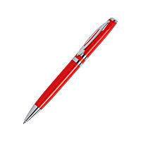 Ручка шариковая SERUX, пластик, металл, Красный, -, 346364 08