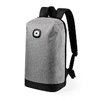 Рюкзак KREPAK со световым индикатором, Серый, -, 346597 29