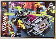 Конструктор Lari 11487 Ninja Специальный автомобиль Ниндзя