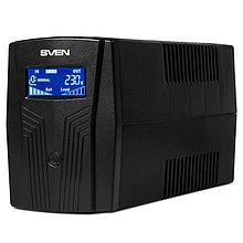 SVEN Pro 650 ИБП Линейно-интерактивный, 650ВА/390Вт