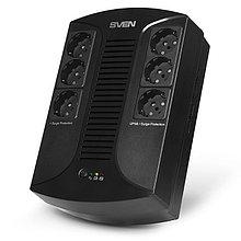 SVEN UP-L1000E ИБП Линейно-интерактивный, 1000ВА/510Вт