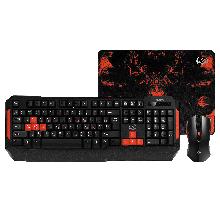 SVEN GS-9000 набор: клавиатура + мышь + коврик