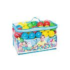 Шарики для бассейнов Splash & Play 65мм, BESTWAY, 52027  100 штук