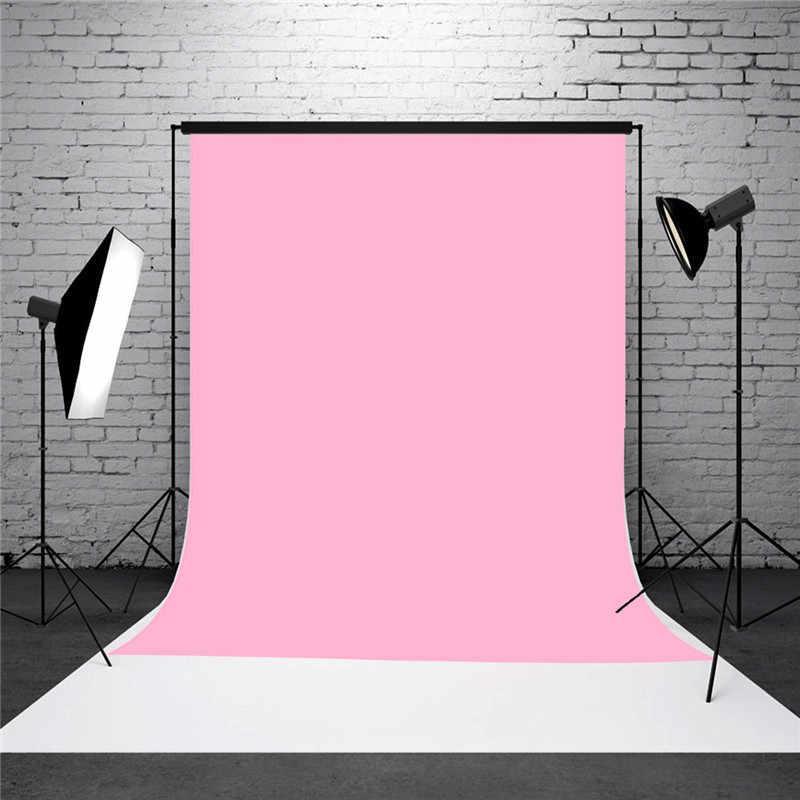 Розовый  фон 1х2.3 м Студийный, тканевый