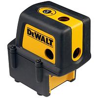 Самовыравнивающийся лазерный отвес уровень DeWalt DW084K