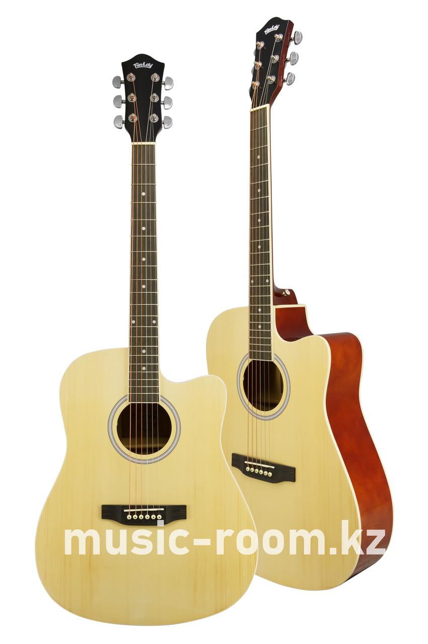 Гитара акустическая с вырезом Finlay FX-D210C NA