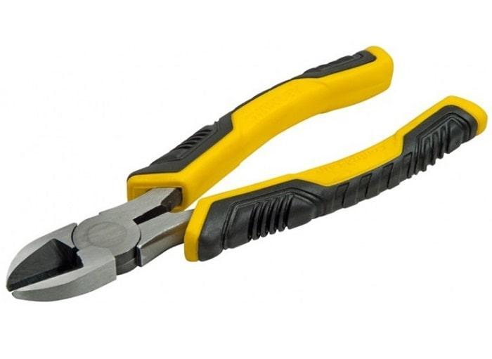 Кусачки Stanley Control-Grip 180 мм STHT0-74455 (STANLEY, STHT0-74455,  КУСАЧКИ ДИАГОНАЛЬНЫЕ CONTROL-GRIP 180