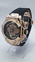 Мужские часы Hublot Sang Bleu 2 Chronograph