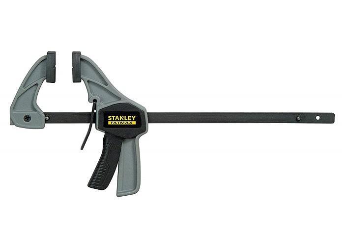 Струбцина триггерная FatMax S 120 мм STANLEY FMHT0-83231  (STANLEY, FMHT0-83231, СТРУБЦИНА ТРИГГЕРНАЯ FATMAX