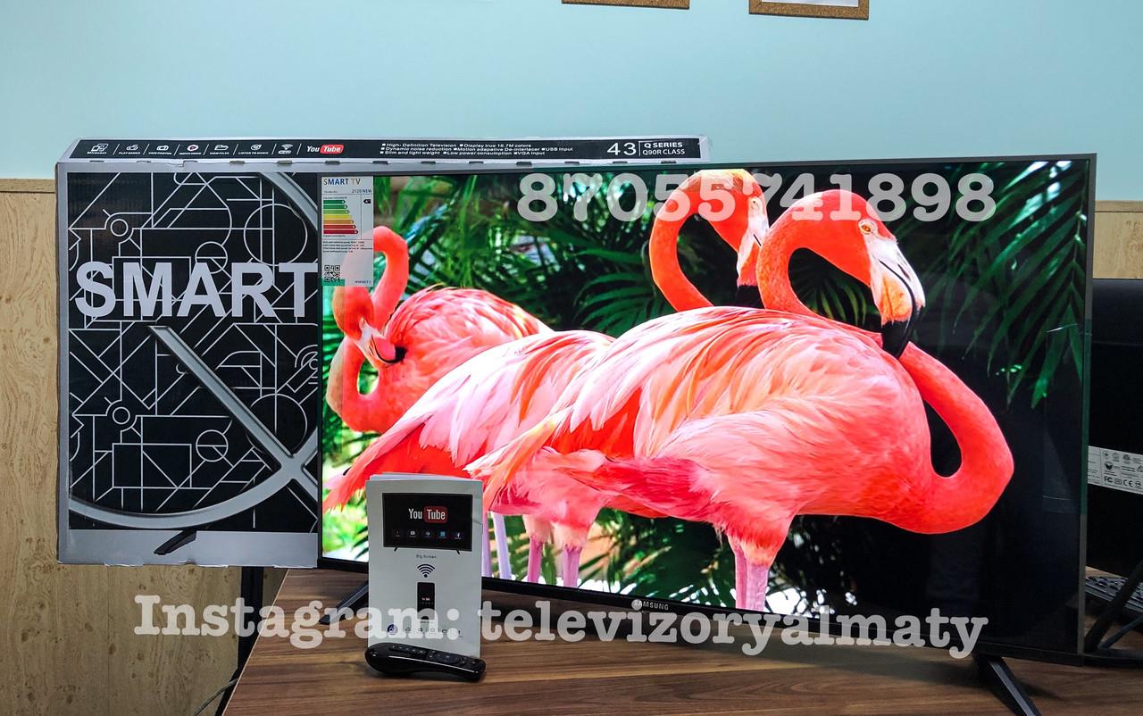Телевизор LED TV Samsung Smart tv 43 диагональ - фото 2