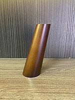 Ножка мебельная, деревянная с наклонос.15 см